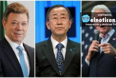 Santos se reunirá con Ban Ki-moon y con Bill Clinton