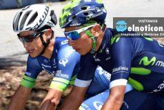 Nairo Quintana primero y Esteban Chaves tercero en la general de la Vuelta a España ¡SON LA ALEGRÍA DE TODO UN PAÍS!