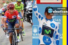 Nairo Quintana sigue de líder en la Vuelta a España a falta de dos etapas ¡Vamos a hacer historia!