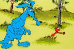 ¿Recuerdas a La hormiga y el oso hormiguero? 5 cosas que no sabías de esta dupla ¡Hermosos!