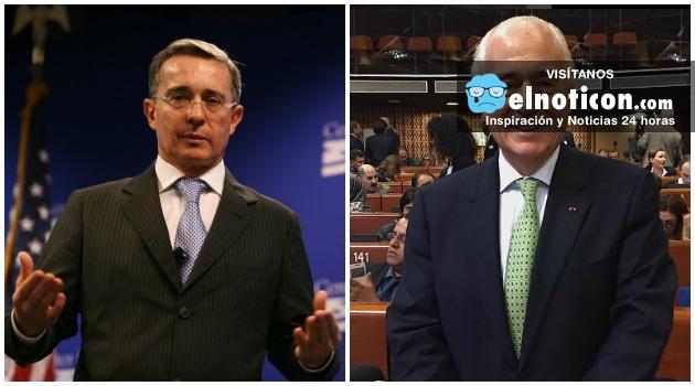 La alianza de Uribe y Pastrana por el NO en el plebiscito