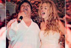 'Disfrútame, que me hago viejo': la última plática de Paulina Rubio y Juan Gabriel