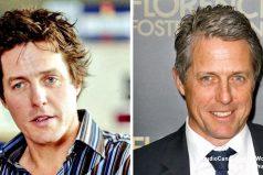 """Cómo han cambiado los actores de """"El diario de Bridget Jones"""" en 15 años"""
