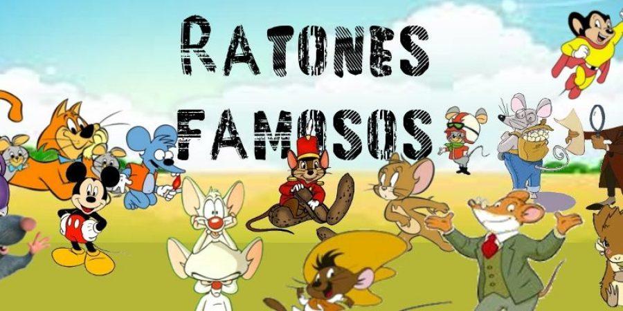 ¿Los recuerdas? Los 8 ratoncitos más famosos del mundo ¡Qué lindos son!