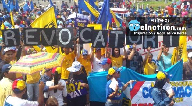 Venezuela rechaza que EE. UU se involucre en el referendo revocatorio