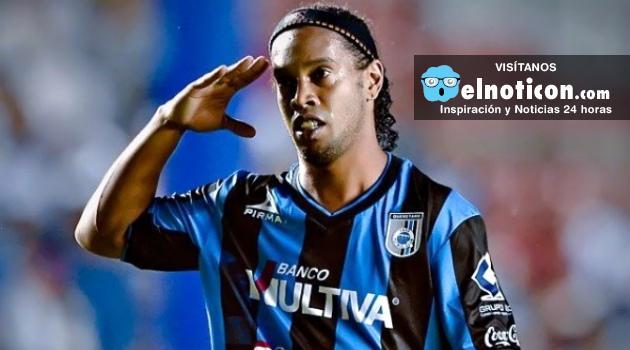 La magia de Ronaldinho regresa a México