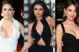 Las famosas de origen mexicano más sexis del entretenimiento