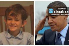 La tierna carta de un niño que conmovió a Barack Obama