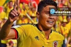 Teófilo Gutiérrez no viajará con Colombia a Manaos para enfrentar a Brasil por lesión