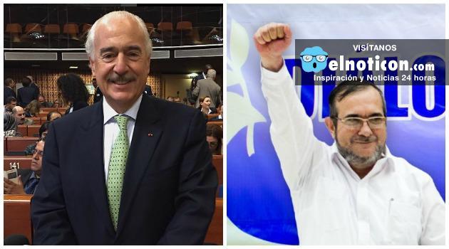 Andrés Pastrana quiere reunirse con 'Timochenko' y solicita mediación del Gobierno