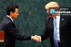 Tras su visita a México, Trump insiste en la construcción del muro fronterizo