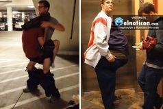 Estos chicos lograron entrar al cine pagando solo un boleto ¡Mira cómo lo hicieron!