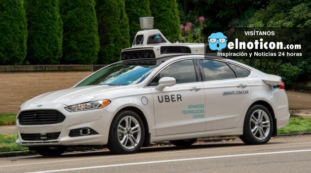 Uber ya cuenta con los primeros taxis autónomos en Estados Unidos