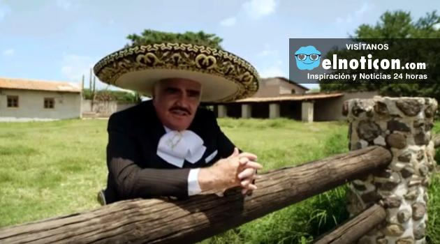 La ranchera que le compuso Vicente Fernández a Hillary Clinton