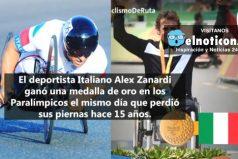 La conmovedora historia del deportista paralímpico Alex Zanardi