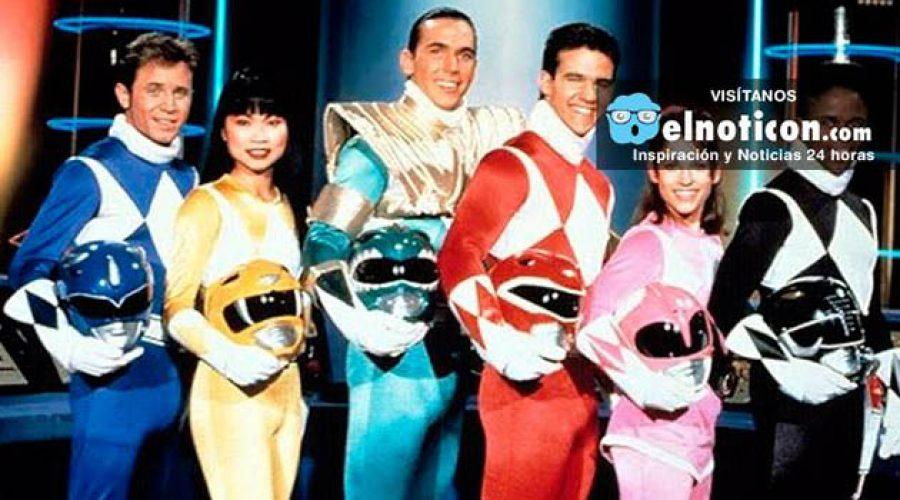 ¿Recuerdas a los Power Rangers? Así se ven 23 años después ¡que lindo reencuentro!