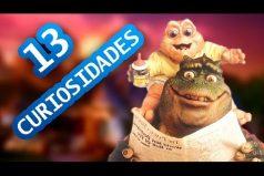 ¿Recuerdas esta famosa serie? ¡Dinosaurios era lo mejor!