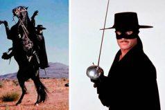 6 secretos que seguro desconoces de El Zorro ¿Lo recuerdas?