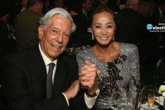 El nobel de Literatura Mario Vargas Llosa se casa ¡qué viva el amor!