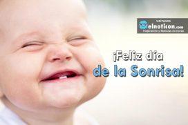 ¡Feliz día de la Sonrisa!