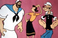 ¿Recuerdas a Popeye con su rival Bluto? Revive este loco momento ¡Me encantaba Olivia!