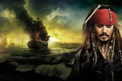 ¿Ya viste la quinta entrega de Piratas del Caribe? Mira su detrás de cámaras