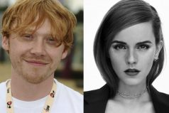 Increíble: Rupert Grint confesó que no quería besar a Emma Watson en Harry Potter