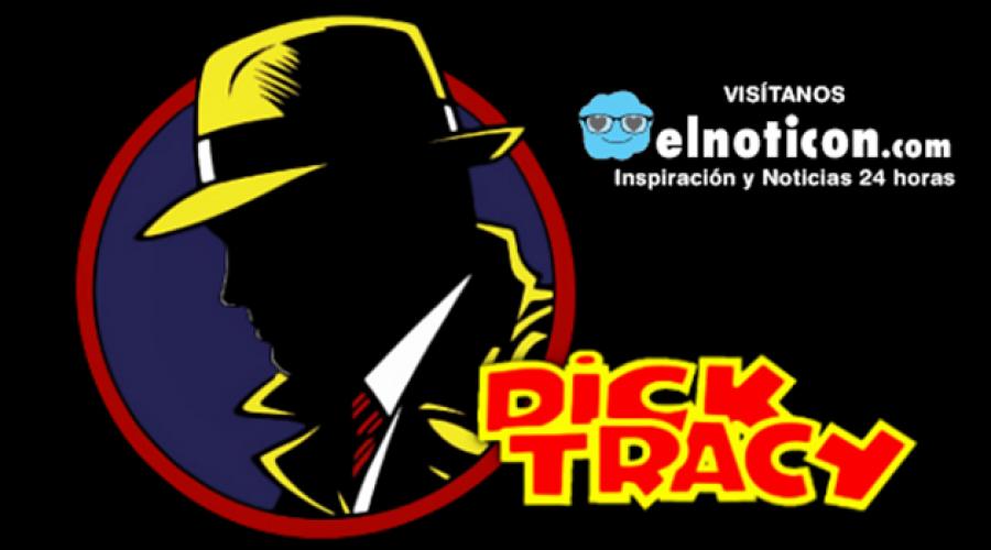 ¿Recuerdas a Dick Tracy? 5 cosas que no sabías de este detective. ¡Amaba su chaqueta amarilla!