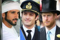 Ellos son los príncipes azules de la vida real… Y están guapísimos