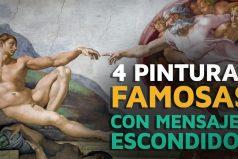 4 Pinturas famosas con mensajes escondidos ¡que bello es el arte!