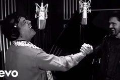 """El día que Juan Gabriel Cantó """"Querida"""" junto a Juanes. ¿Lo recuerdas?"""