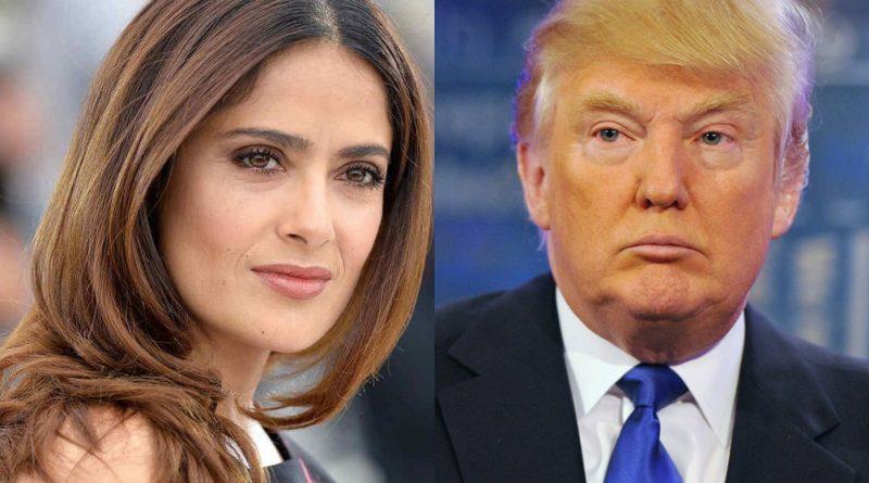 Salma y Trump