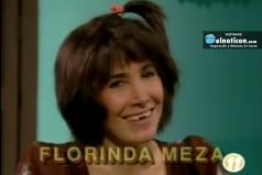 Florinda Meza revivió a 'La Chimoltrufia' ¡espectacular! recordar es vivir