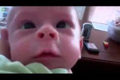 Estas son las caras más graciosas que verás hoy ¡Estos bebés son una ternurita!