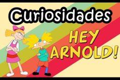 10 curiosidades que no sabías de Oye Arnold ¡Me encantaba este cabeza de balón y Helga!