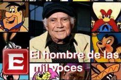 Las voces de caricaturas que veíamos de niños ¡Adoraba a Popeye!