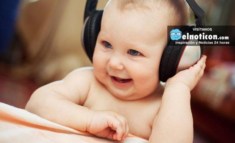 La música es estimulante para el desarrollo de tu hijo ¡Es un acto de amor!