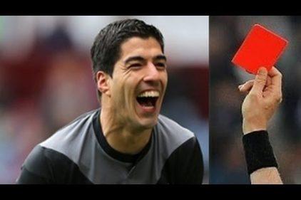 Las expulsiones más divertidas del fútbol ¡Para morir de risa!
