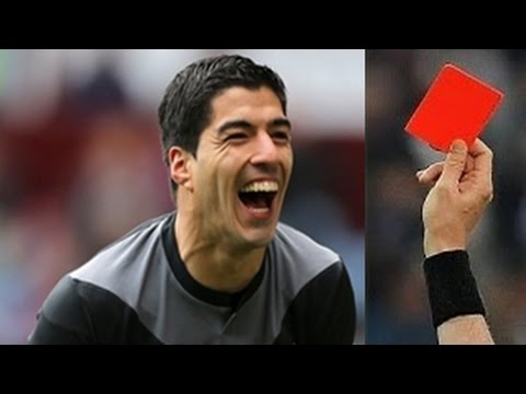 Las-Expulsiones-Más-Estupidas-y-Divertidas-De-La-Historia-●-Top-Crazy-Funny-Red-Cards
