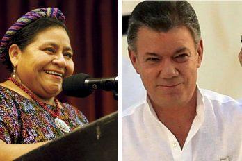 Conoce a los 6 latinoamericanos que han ganado el premio Nobel de la Paz