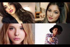 Los famosos adolescentes más influyentes de este año
