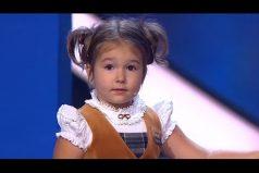 La niña más famosa del mundo tiene 4 añitos ¡es hermosa y muuuy inteligente!