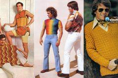 Fotos que demuestran por qué la moda de hombres de los años 70 nunca regresará