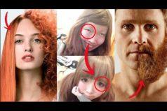 ¿Sabes por qué los hombres tienen barba y las mujeres no? Conoce la respuesta en este video ¡Misterio resuelto!