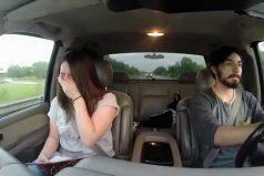 Esta chica arruino la sorpresa que su novio le había preparado ¡'Trágame tierra'!