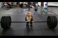 Los 5 bebés más fuertes del mundo ¡Son bellísimos!