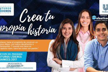 Unilever, hasta el 2 de noviembre, tiene abierta la convocatoria para el programa de Futuros Lideres Trainees.