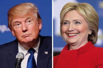 ¡Con 17 millones de tweets, debate entre Hillary y Trump es el más dinámico de la historia!