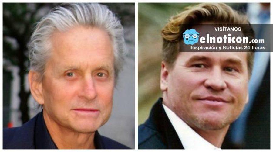 Michael Douglas reveló que Val Kilmer tiene cáncer, ¡un mensaje de apoyo a este gran actor!