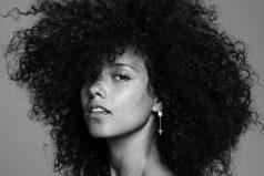 Este es el secreto del 'no maquillaje' de Alicia Keys